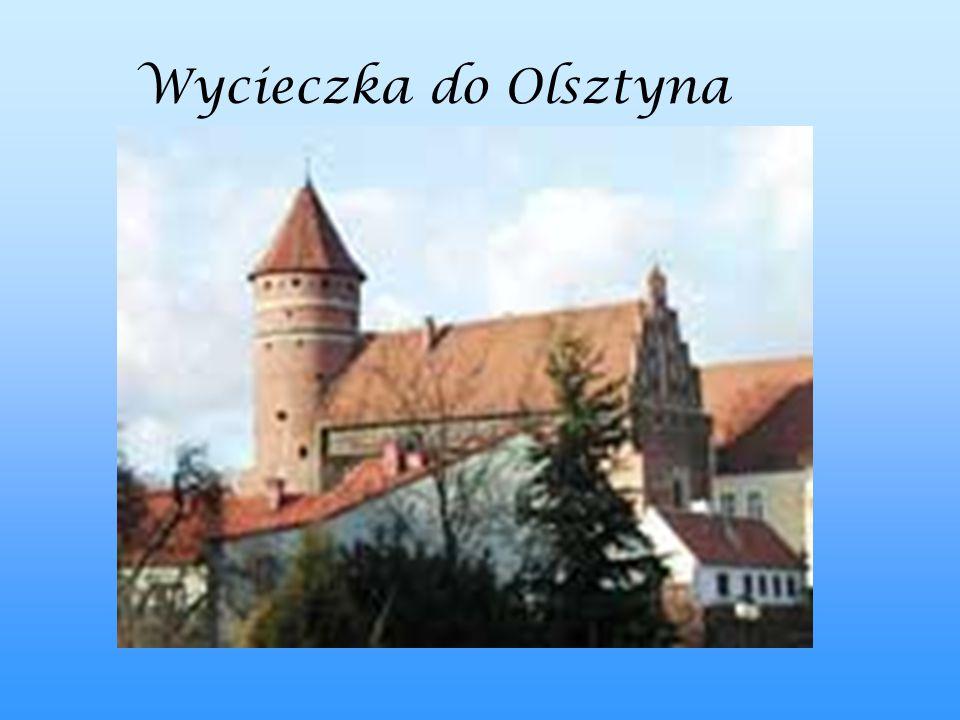 Wycieczka do Olsztyna