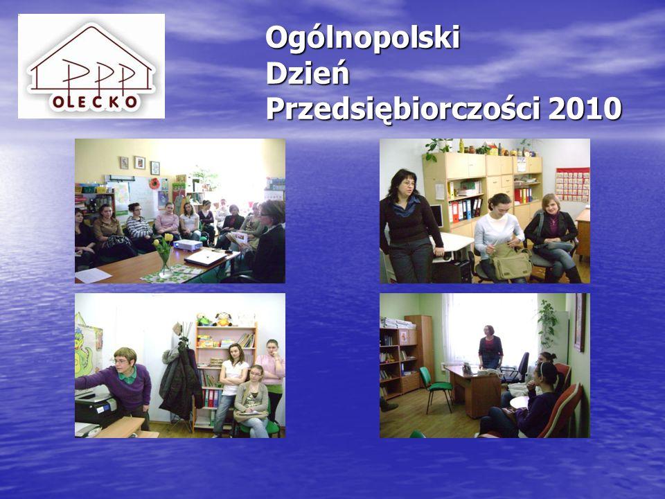 Ogólnopolski Dzień Przedsiębiorczości 2010