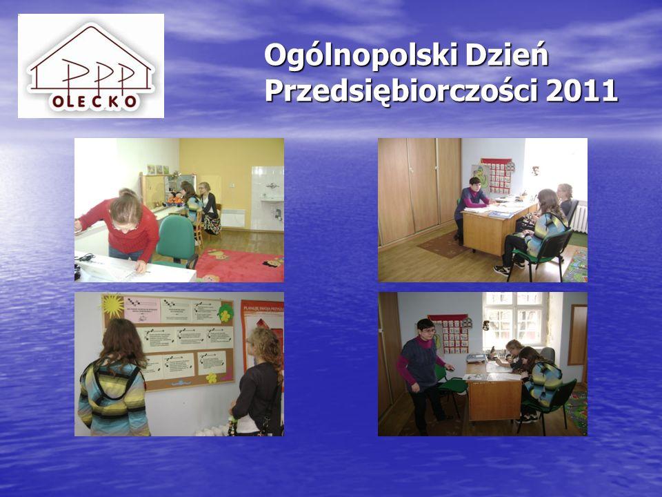 Ogólnopolski Dzień Przedsiębiorczości 2011