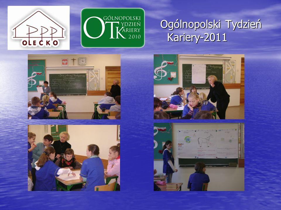 Ogólnopolski Tydzień Kariery-2011