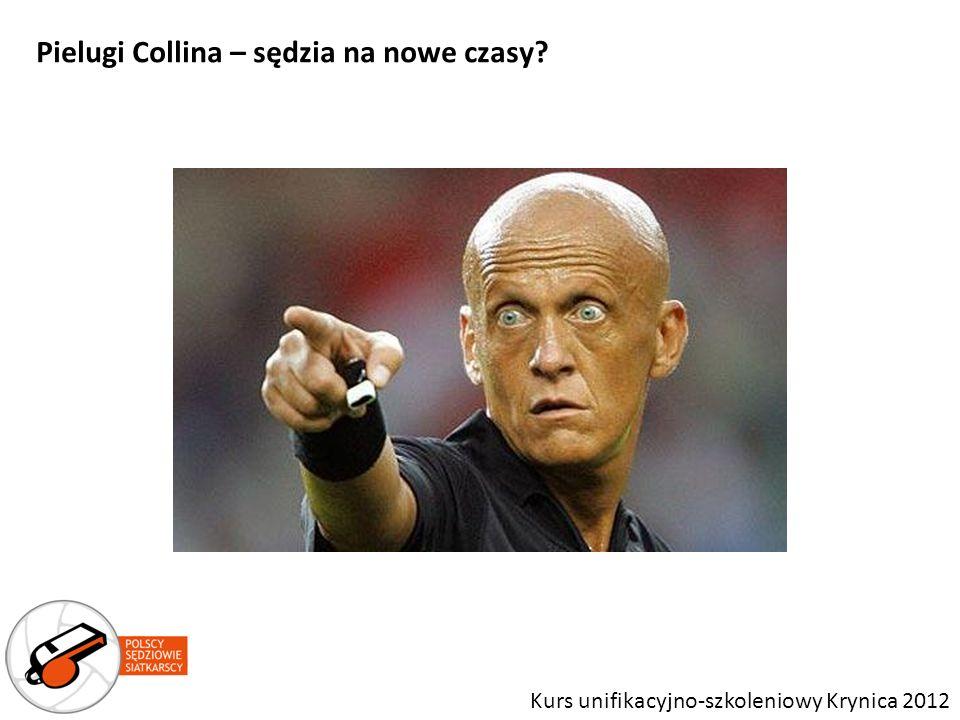 Pielugi Collina – sędzia na nowe czasy