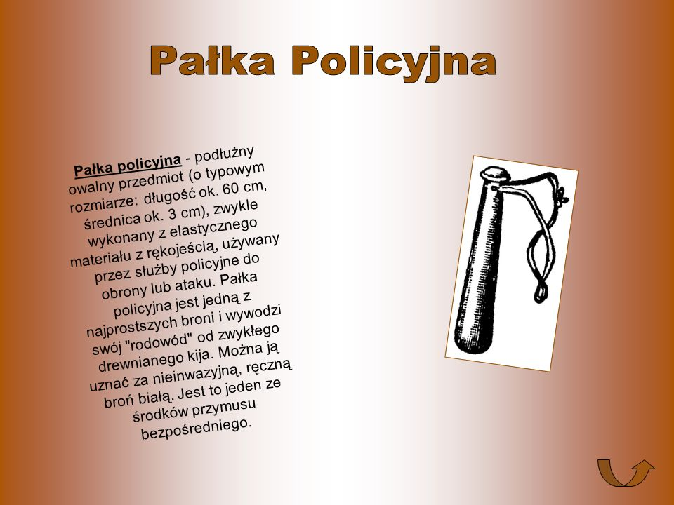 Pałka Policyjna