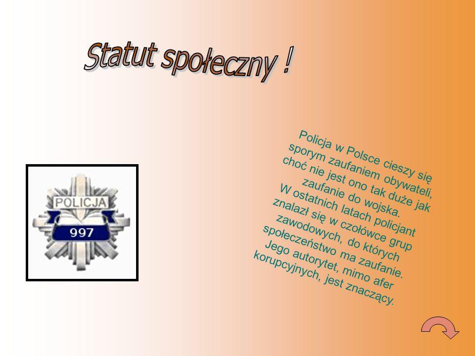 Statut społeczny !