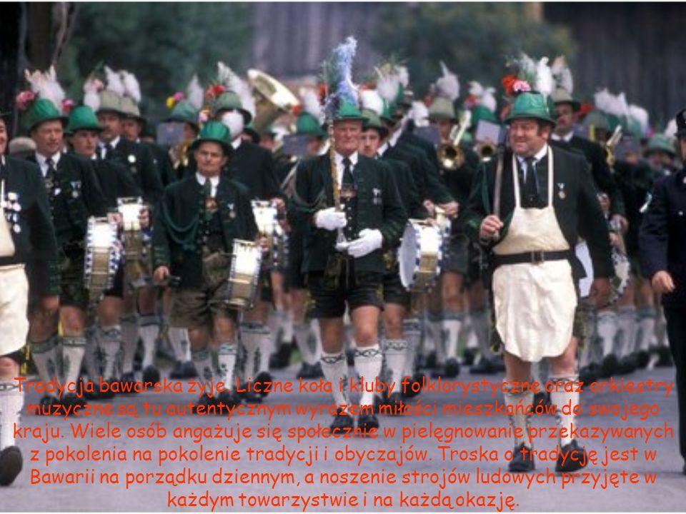 Tradycja bawarska żyje