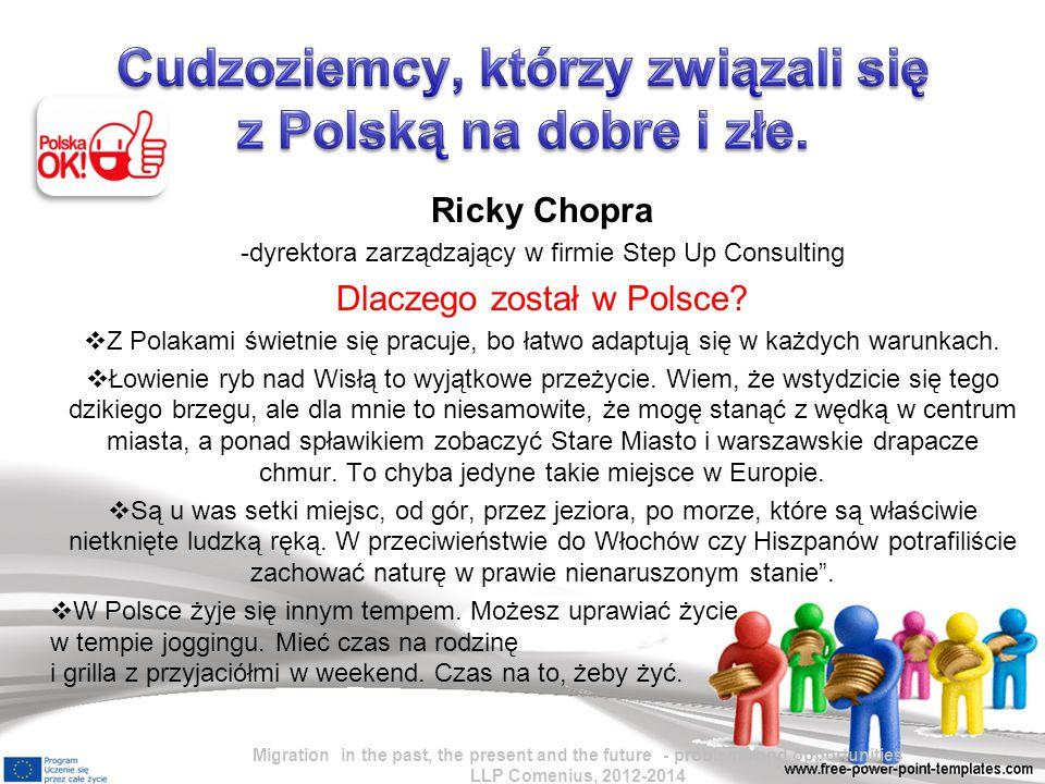 Cudzoziemcy, którzy związali się z Polską na dobre i złe.