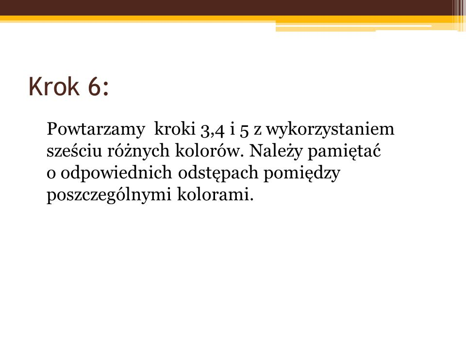 Krok 6:
