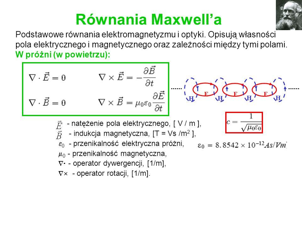 Równania Maxwell'a