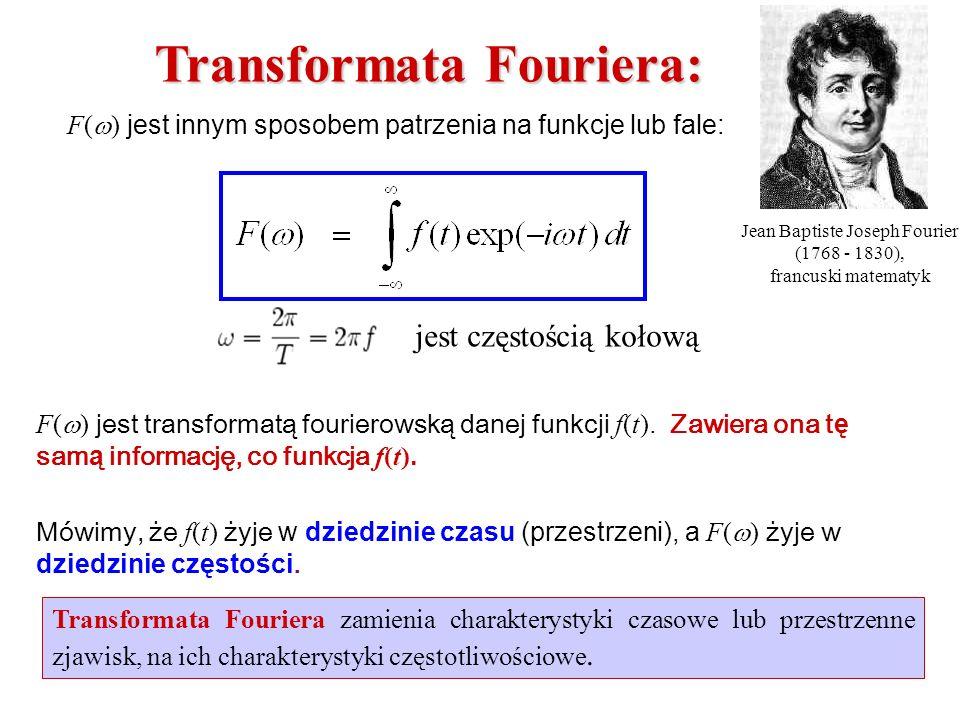 Jean Baptiste Joseph Fourier (1768 - 1830),