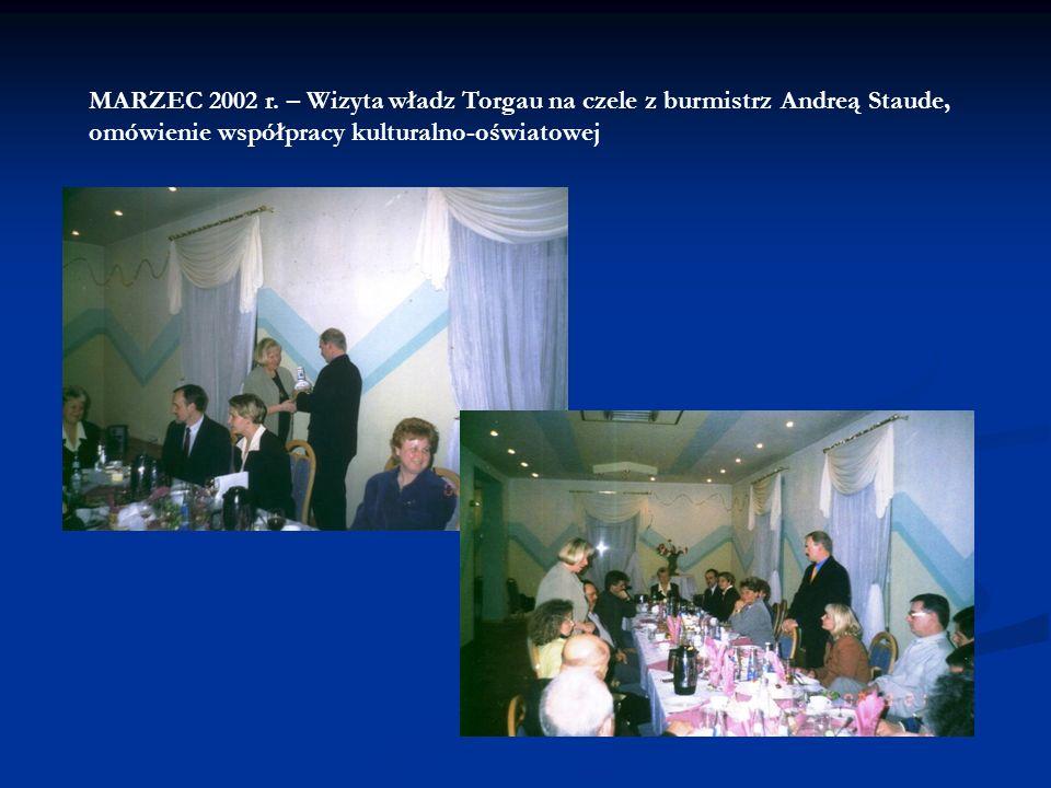 MARZEC 2002 r.
