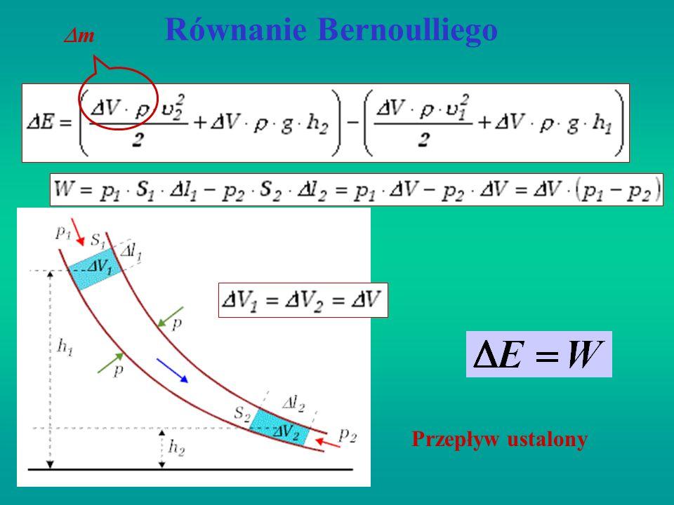 Równanie Bernoulliego