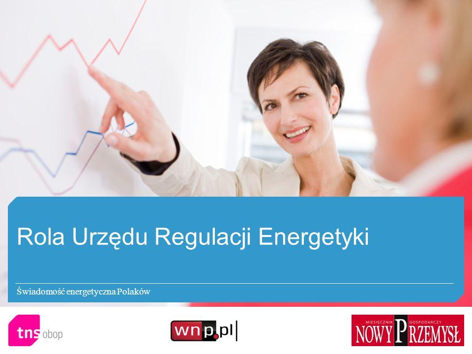 Rola Urzędu Regulacji Energetyki