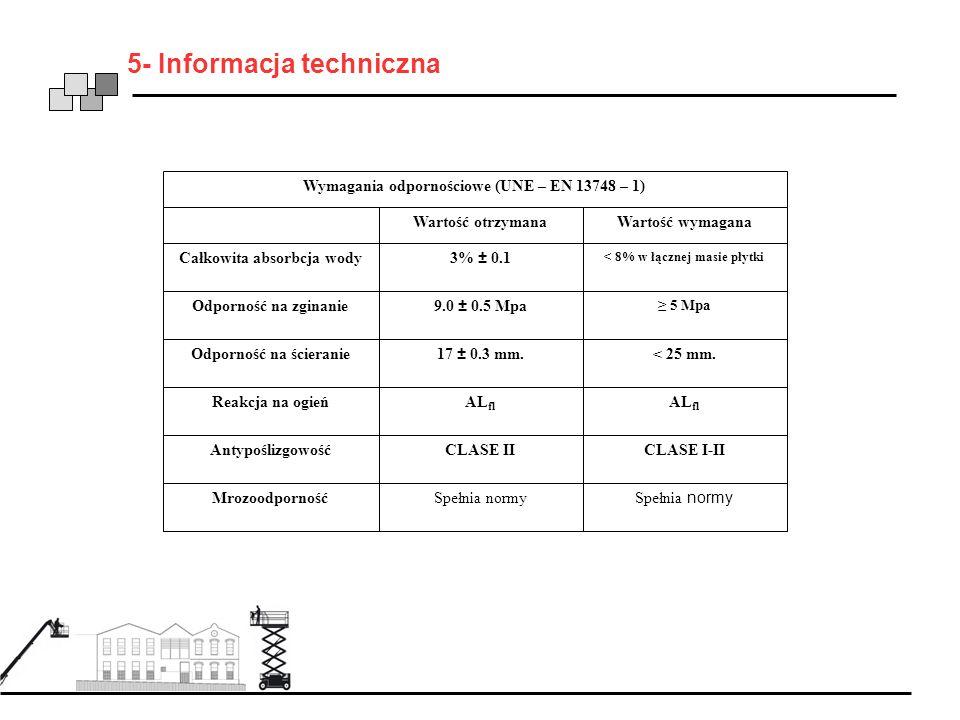 5- Informacja techniczna