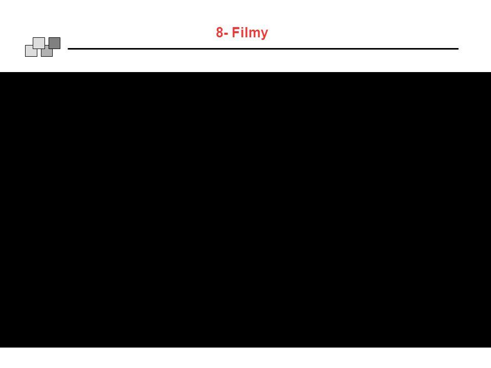 8- Filmy