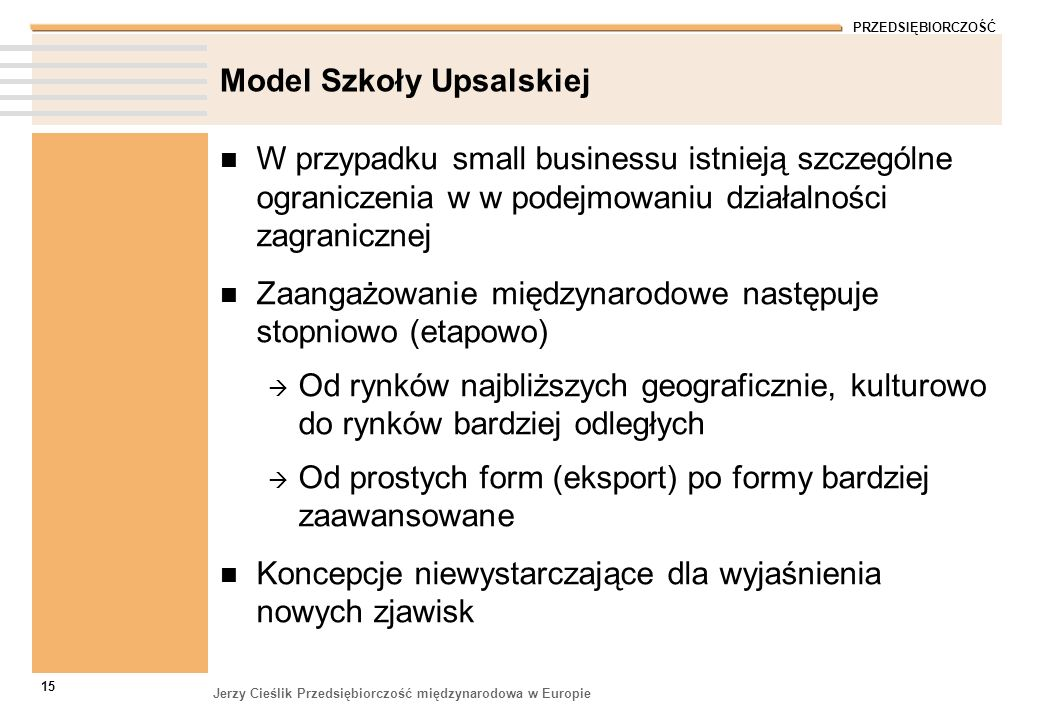 Model Szkoły Upsalskiej