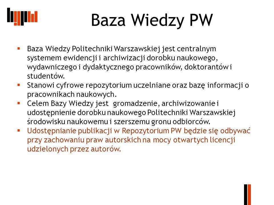 Baza Wiedzy PW