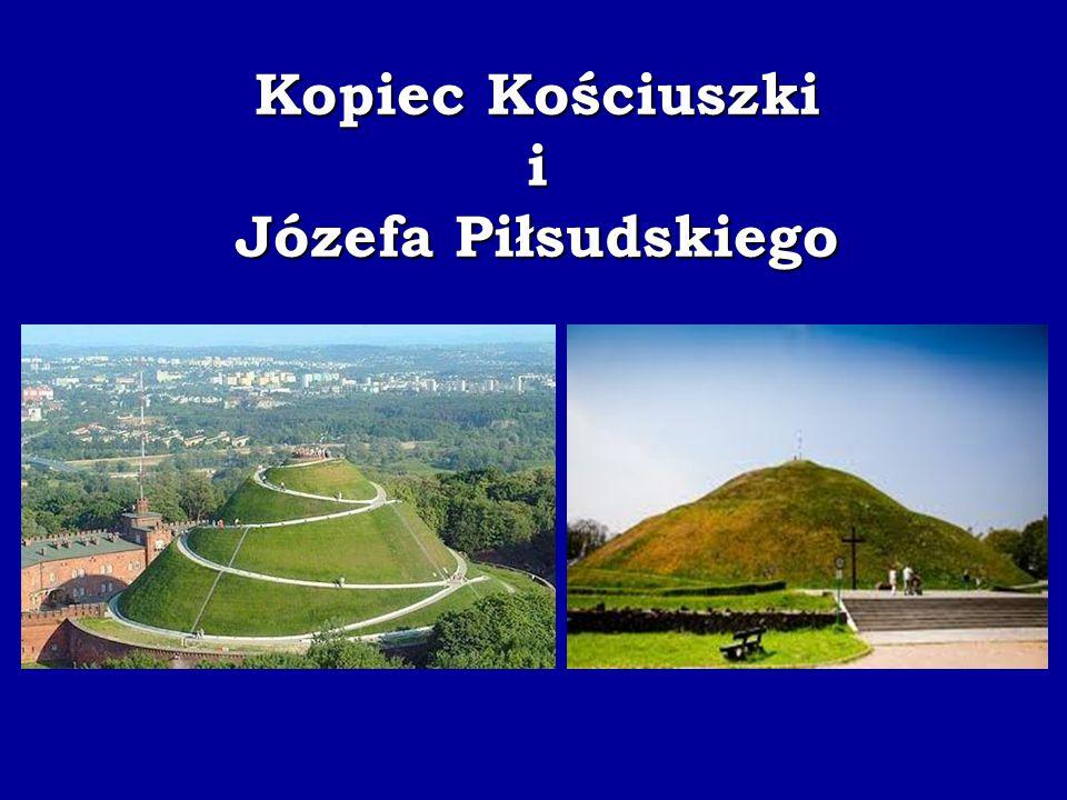 Kopiec Kościuszki i Józefa Piłsudskiego