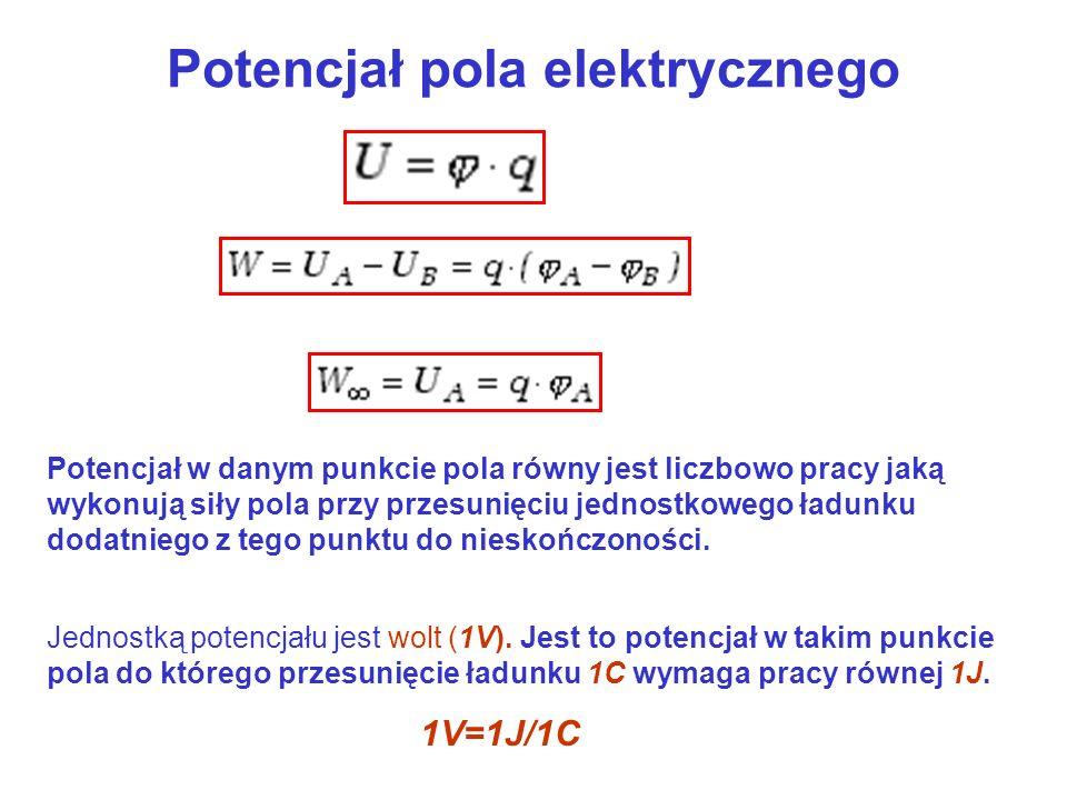 Potencjał pola elektrycznego
