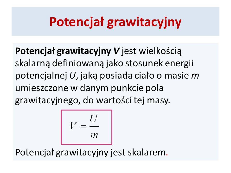 Potencjał grawitacyjny