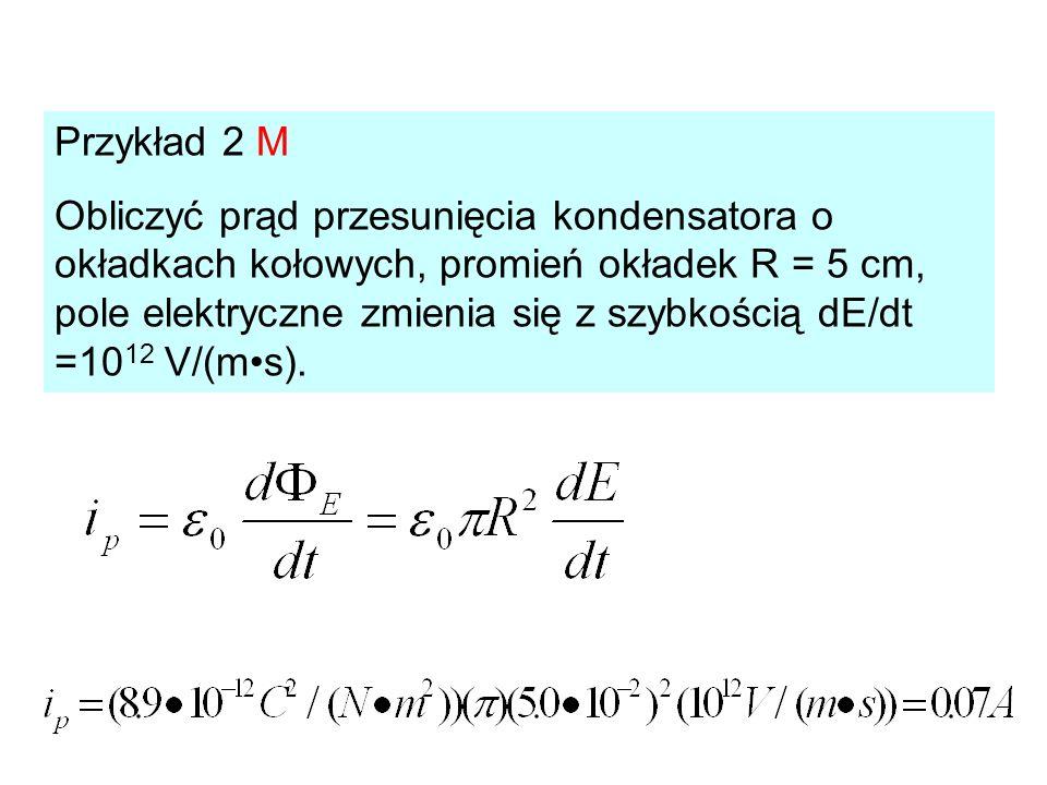 Przykład 2 M