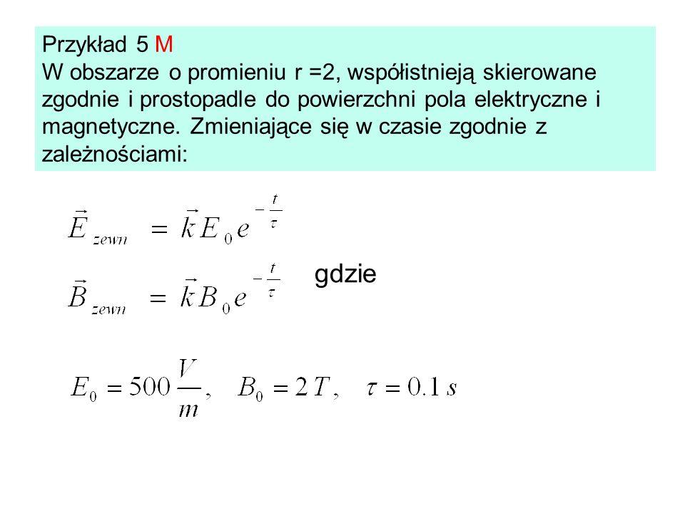 Przykład 5 M