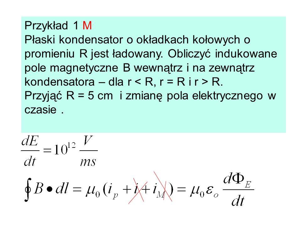 Przykład 1 M