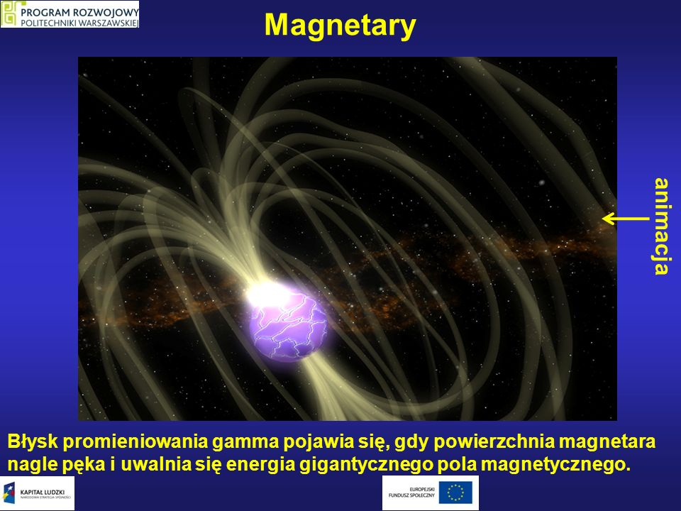 Magnetary animacja.
