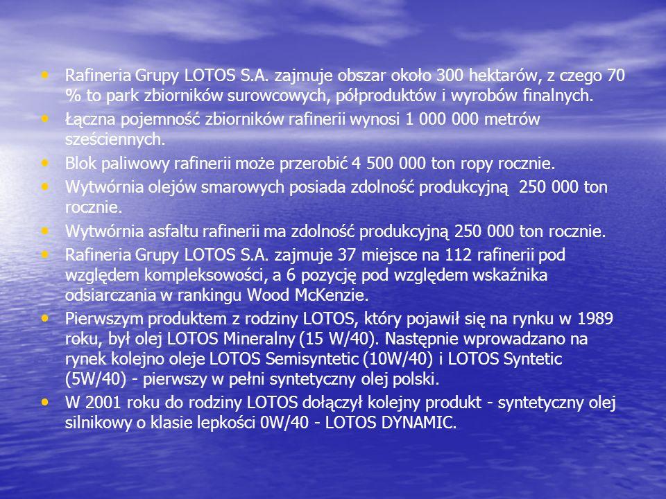 Rafineria Grupy LOTOS S. A