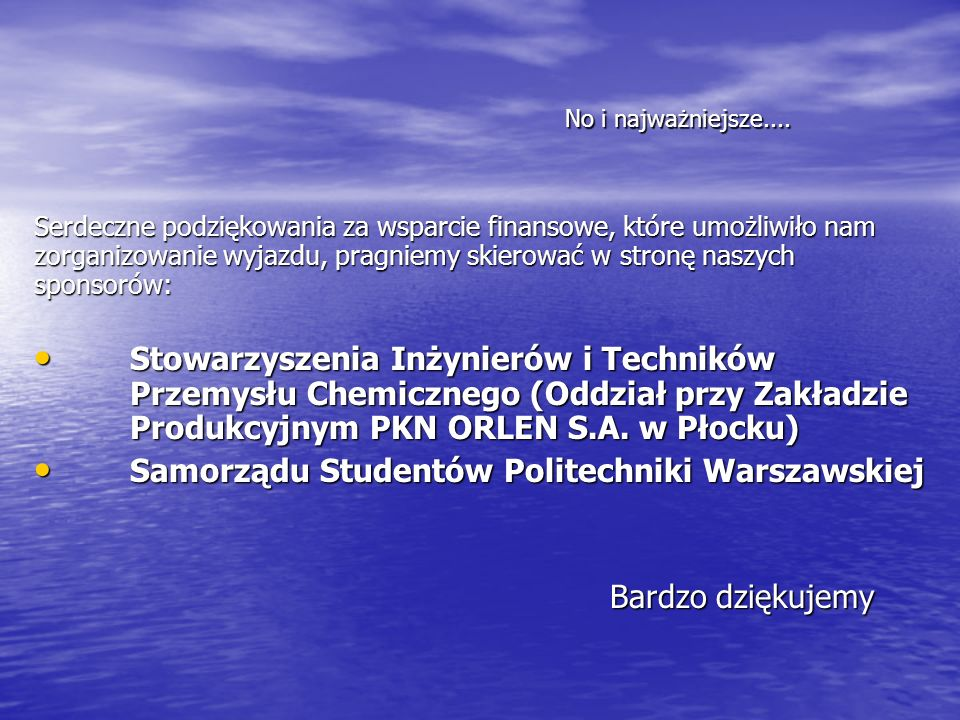 Samorządu Studentów Politechniki Warszawskiej