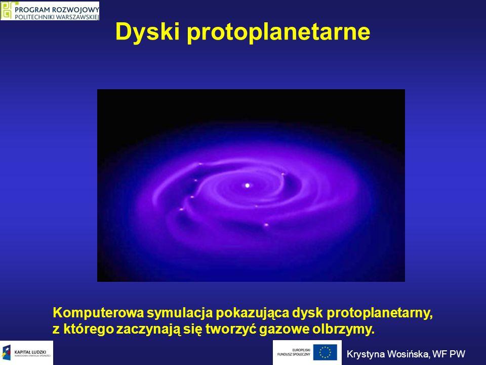 Dyski protoplanetarne