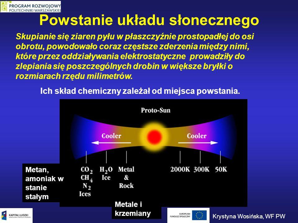 Powstanie układu słonecznego