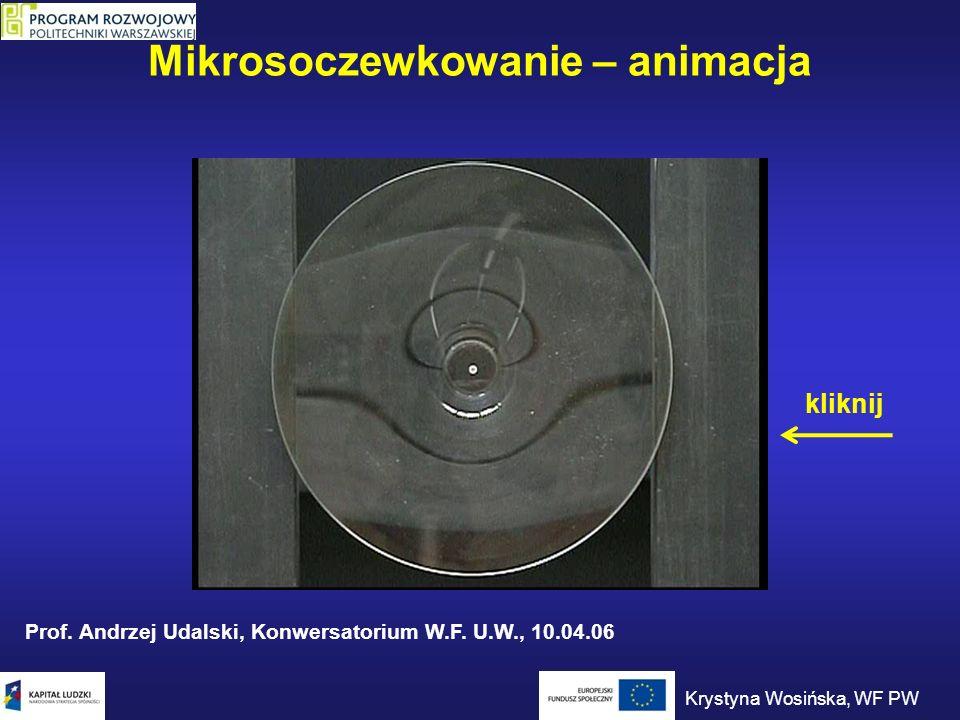 Mikrosoczewkowanie – animacja