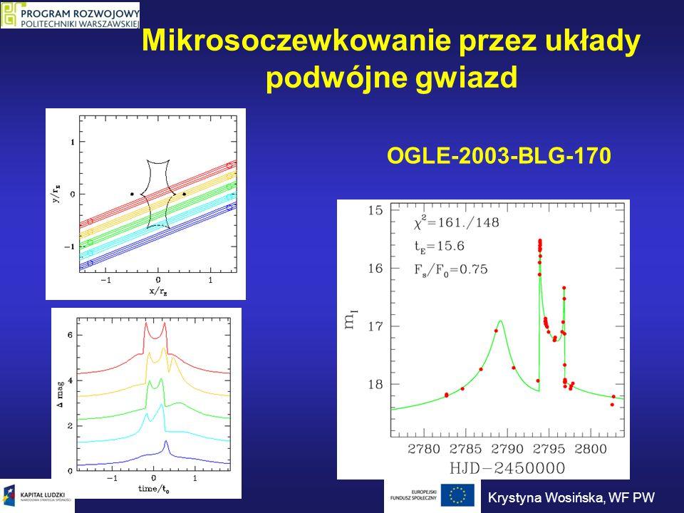 Mikrosoczewkowanie przez układy podwójne gwiazd