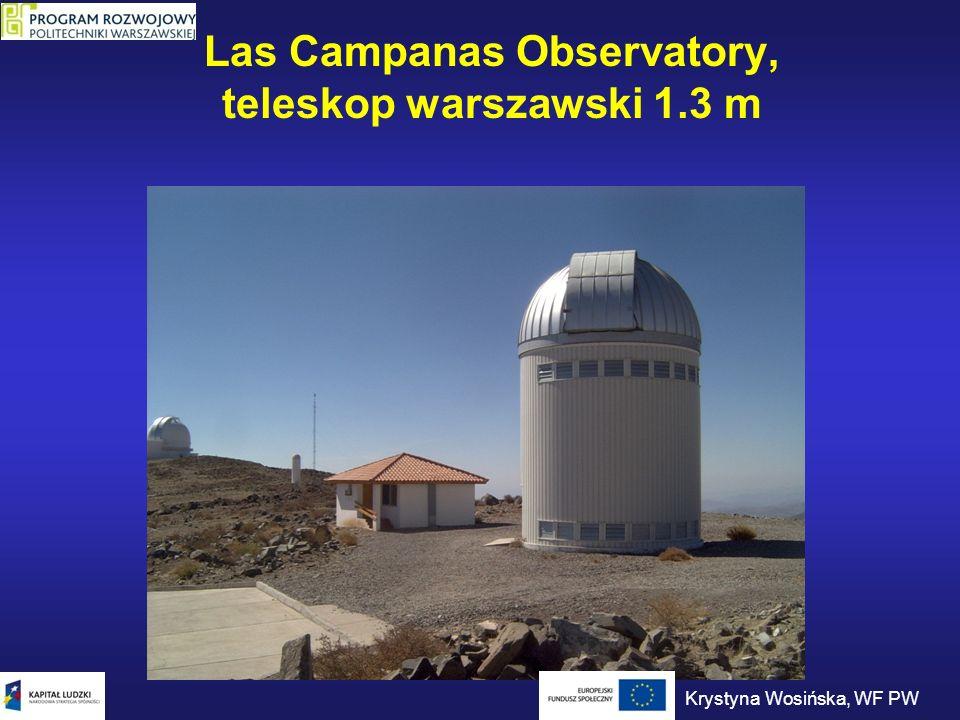 Las Campanas Observatory, teleskop warszawski 1.3 m