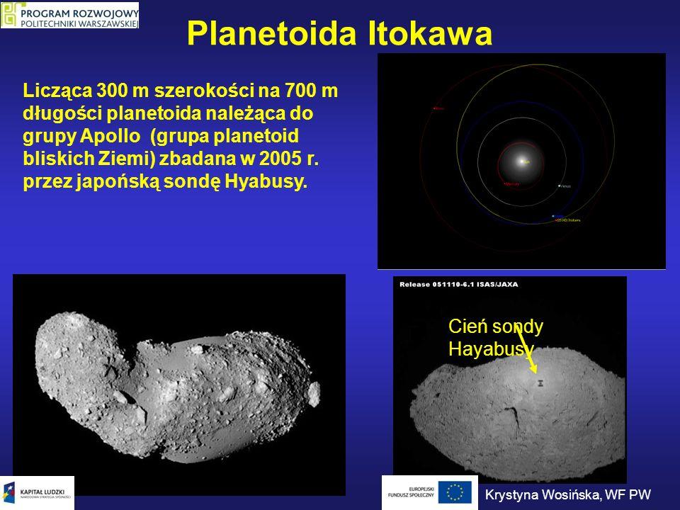 Planetoida Itokawa