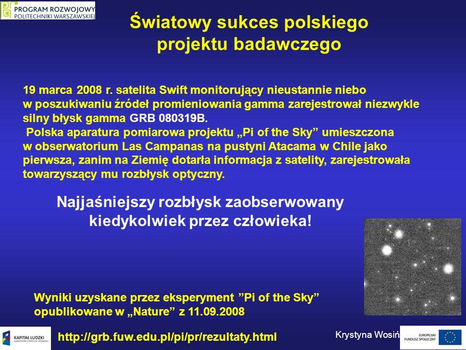 Światowy sukces polskiego projektu badawczego
