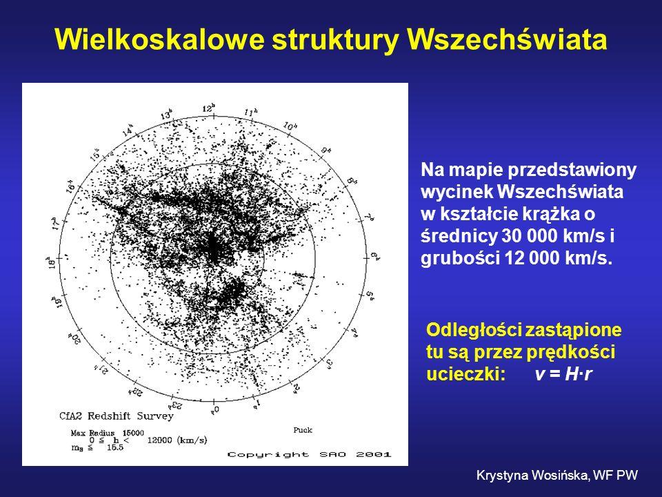 Wielkoskalowe struktury Wszechświata
