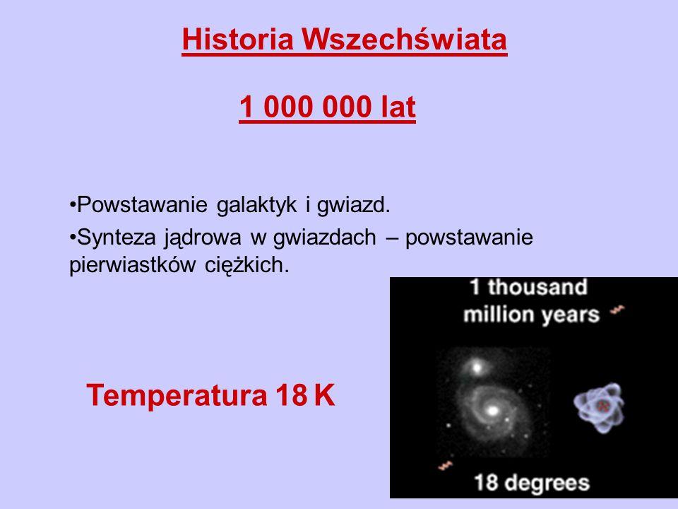 Historia Wszechświata