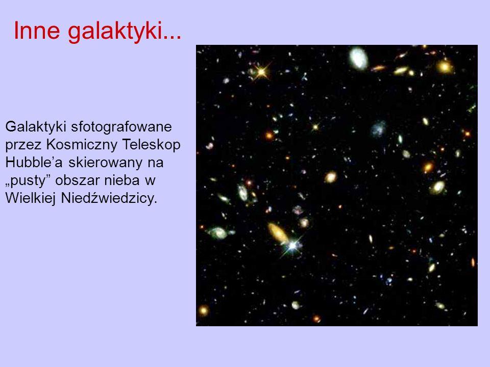 Inne galaktyki...