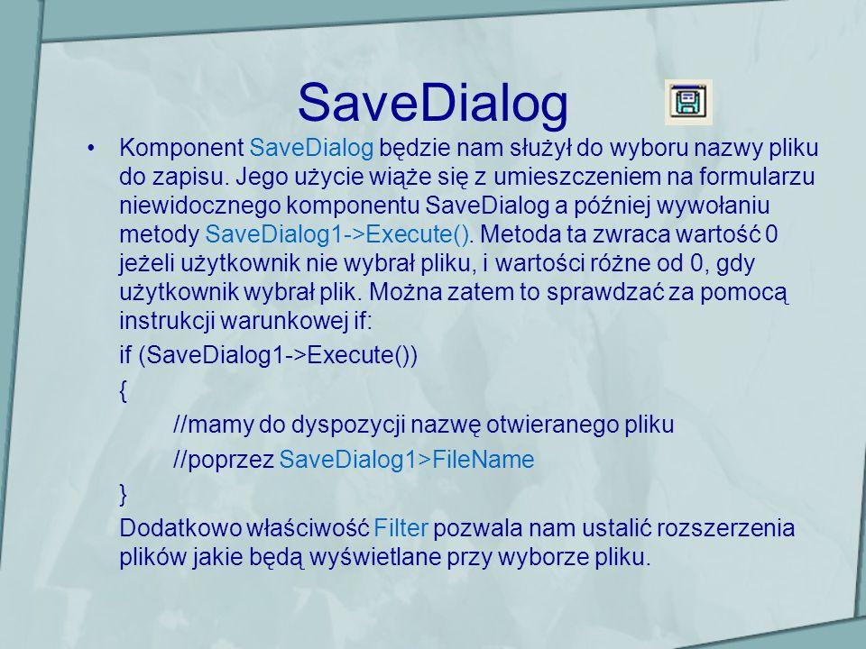 SaveDialog