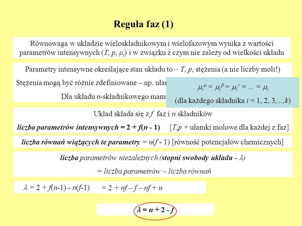 Reguła faz (1)