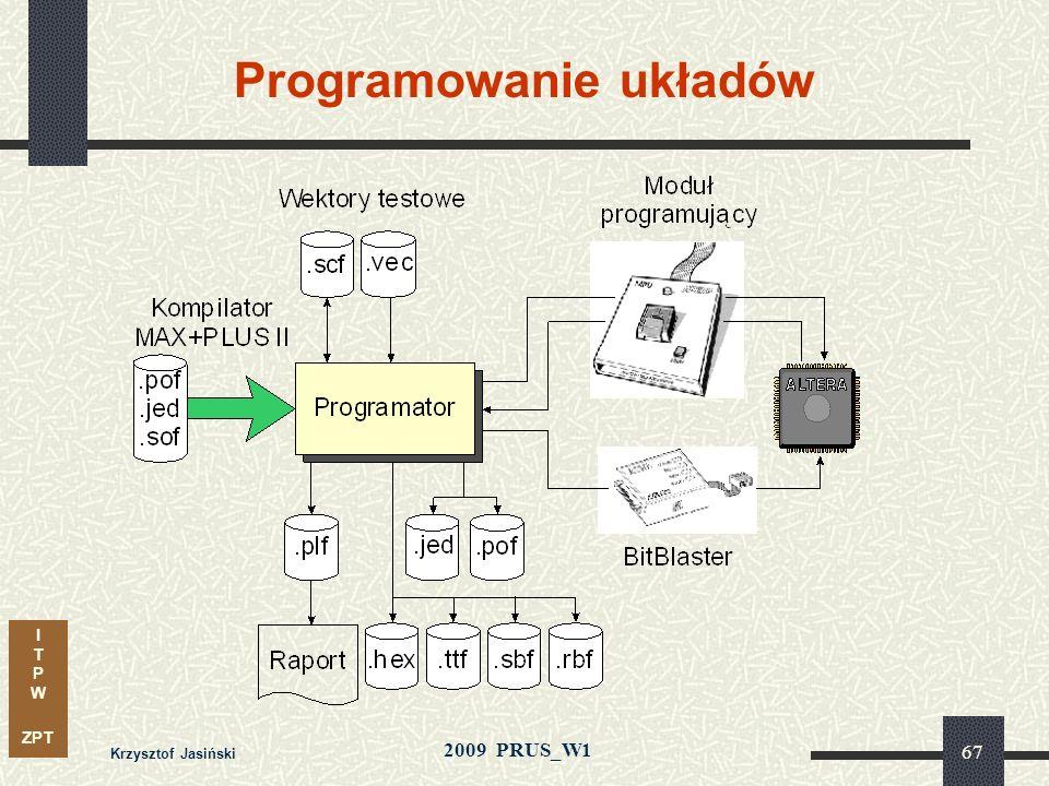 Programowanie układów