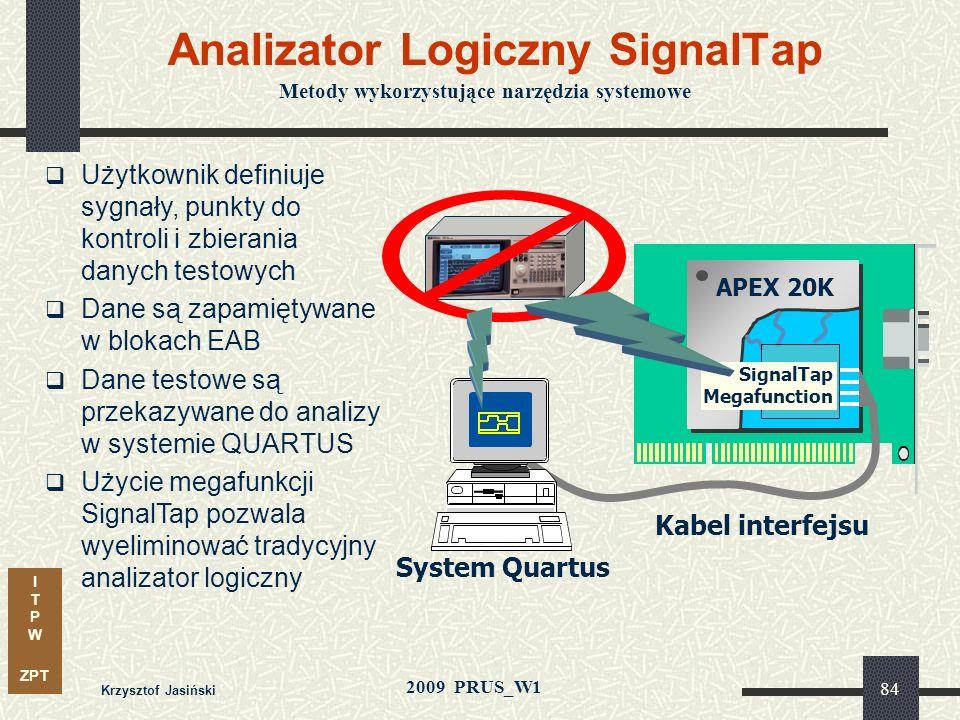 Analizator Logiczny SignalTap