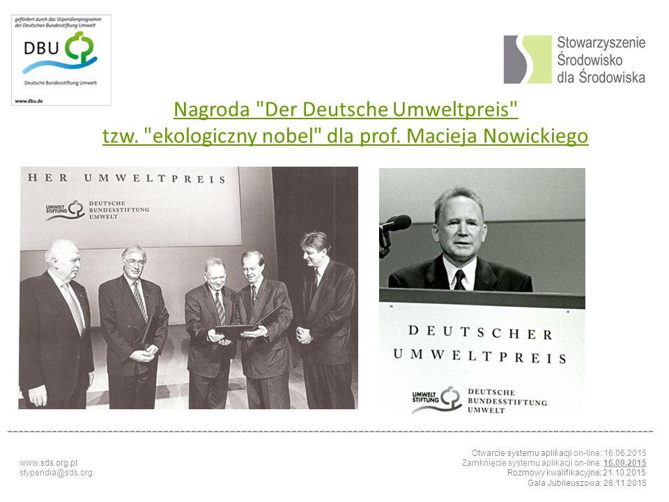 Nagroda Der Deutsche Umweltpreis