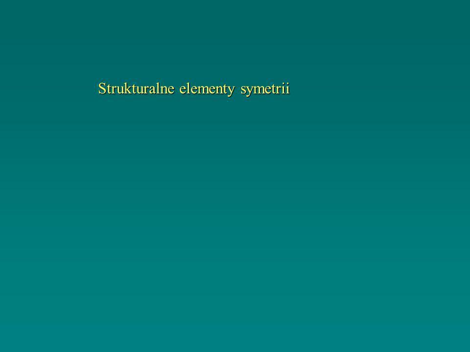 Strukturalne elementy symetrii