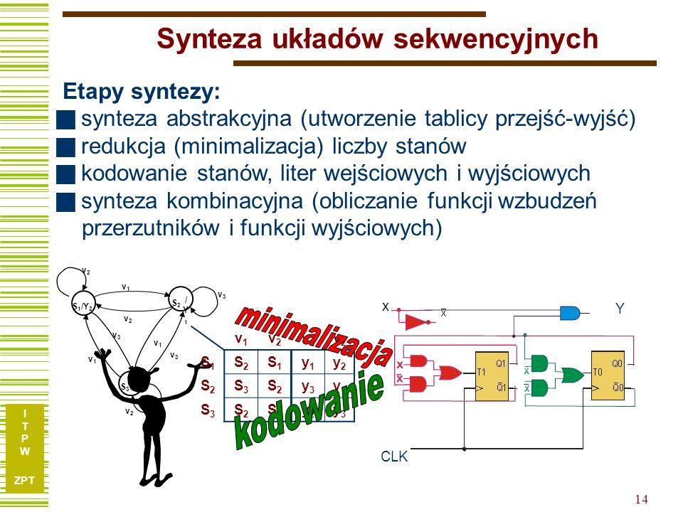 Synteza układów sekwencyjnych
