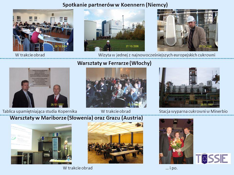 Spotkanie partnerów w Koennern (Niemcy)