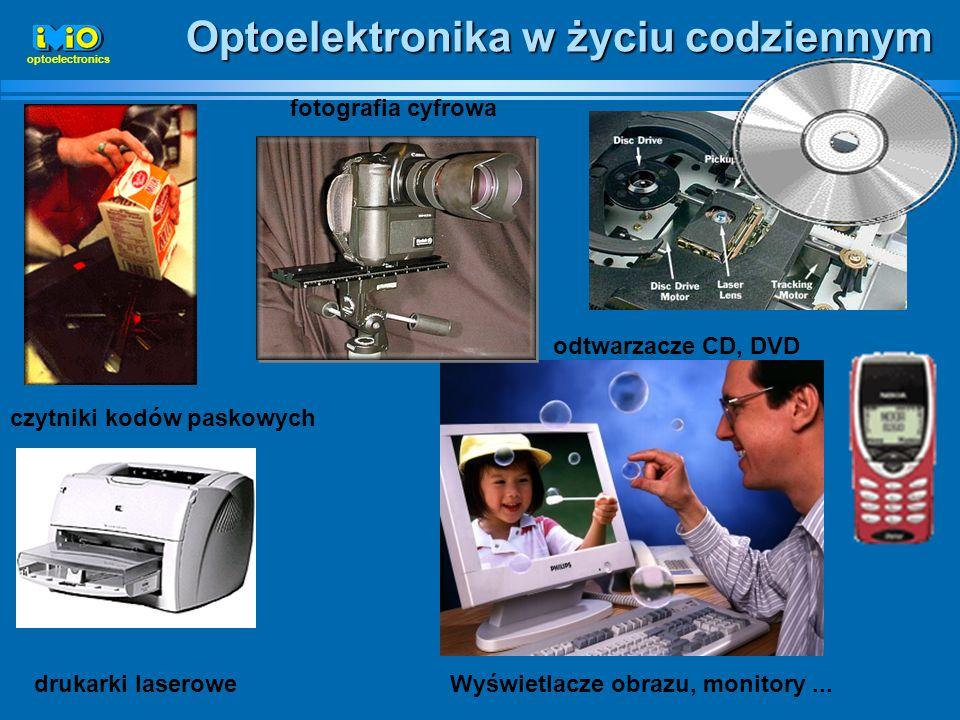 Optoelektronika w życiu codziennym
