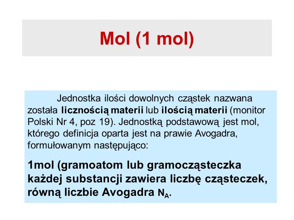 Mol (1 mol)