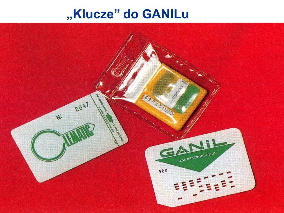 """Klucze do GANILu"