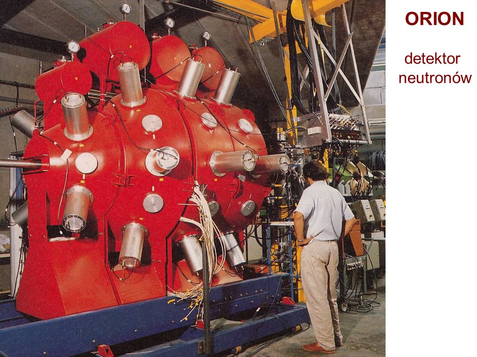 ORION detektor neutronów